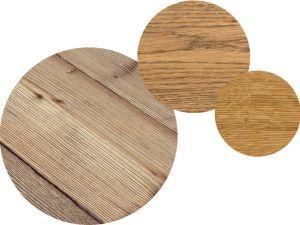Design bois à l'herminette